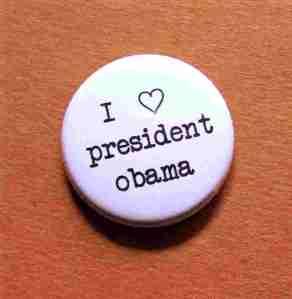I heart Prez Obama